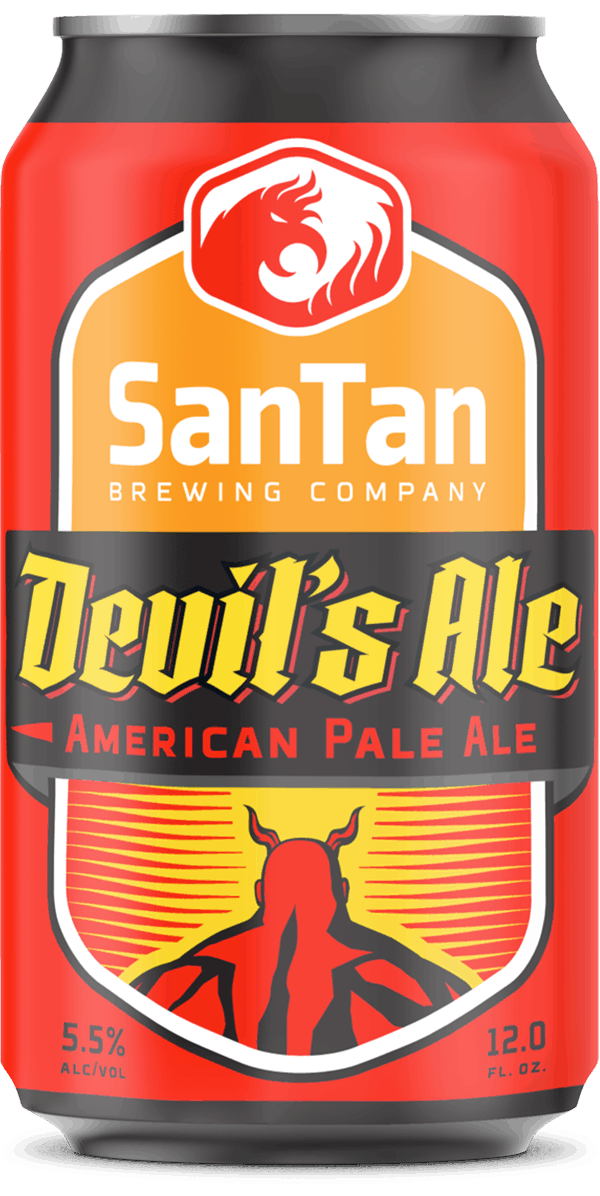 Devil's Ale | Year Round Craft Beer | SanTan Brewing Company