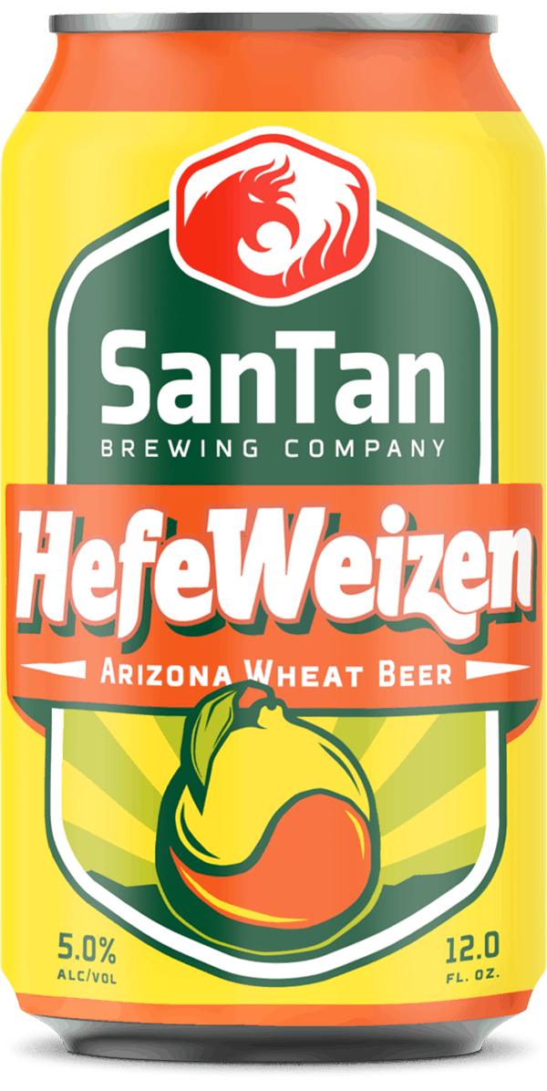 HefeWeizen | Year Round Craft Beer | SanTan Brewing Company