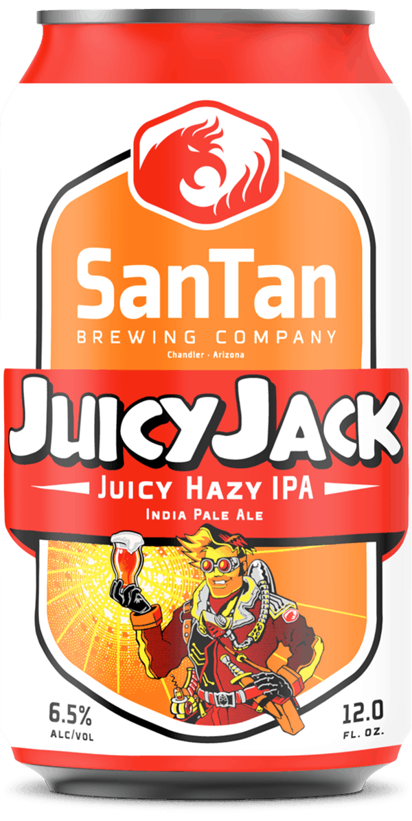 Juicy Jack | Year Round Craft Beer | SanTan Brewing Company