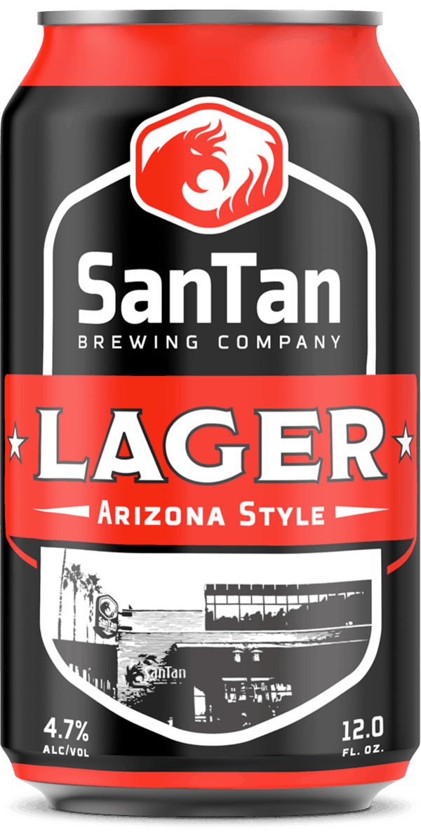 Lager | Year Round Craft Beer | SanTan Brewing Company