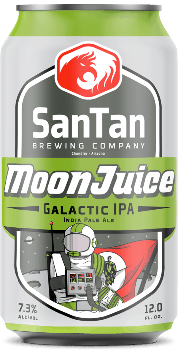 MoonJuice IPA | Year Round Craft Beer | SanTan Brewing Company