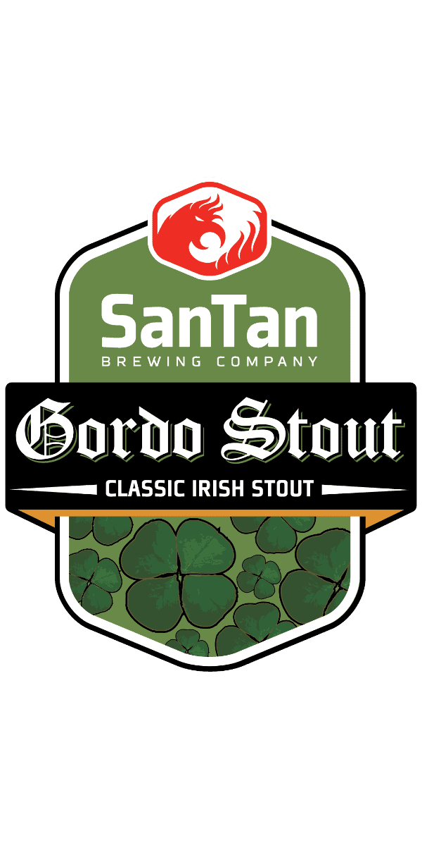 Gordo Stout | Classic Irish Stout | SanTan Brewing Company
