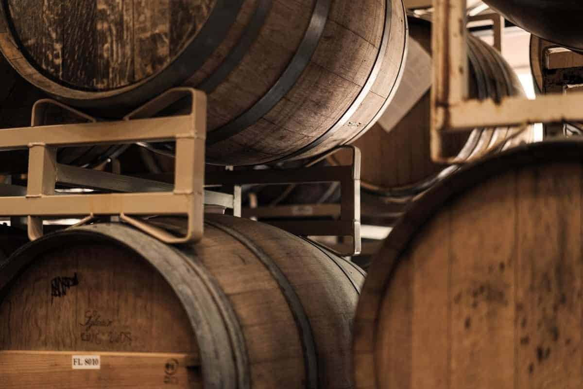 How Local Distillery Uses Oak Barrels for Whiskey Flavors | SanTan Brewing Company