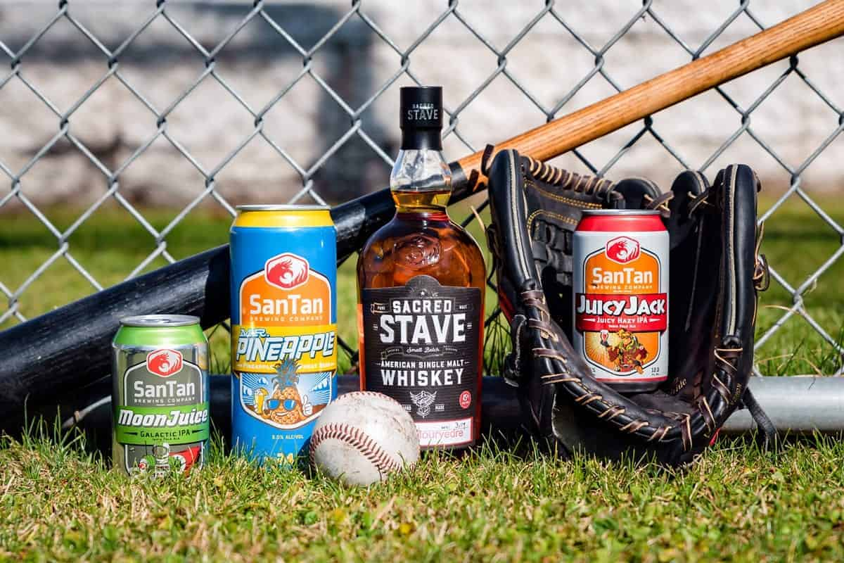 50% off with 2020 Spring Baseball Ticket Stub | Blog | SanTan Brewing Company